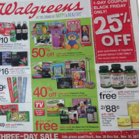 Best Walgreens Black Friday Deals