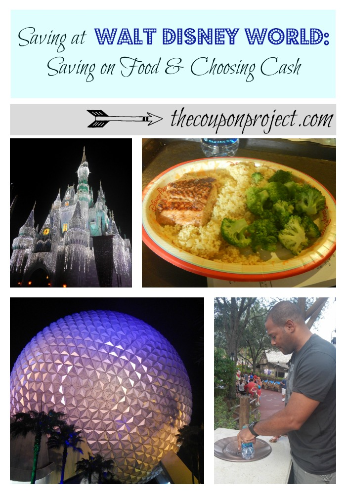 How to save on food at Walt Disney World