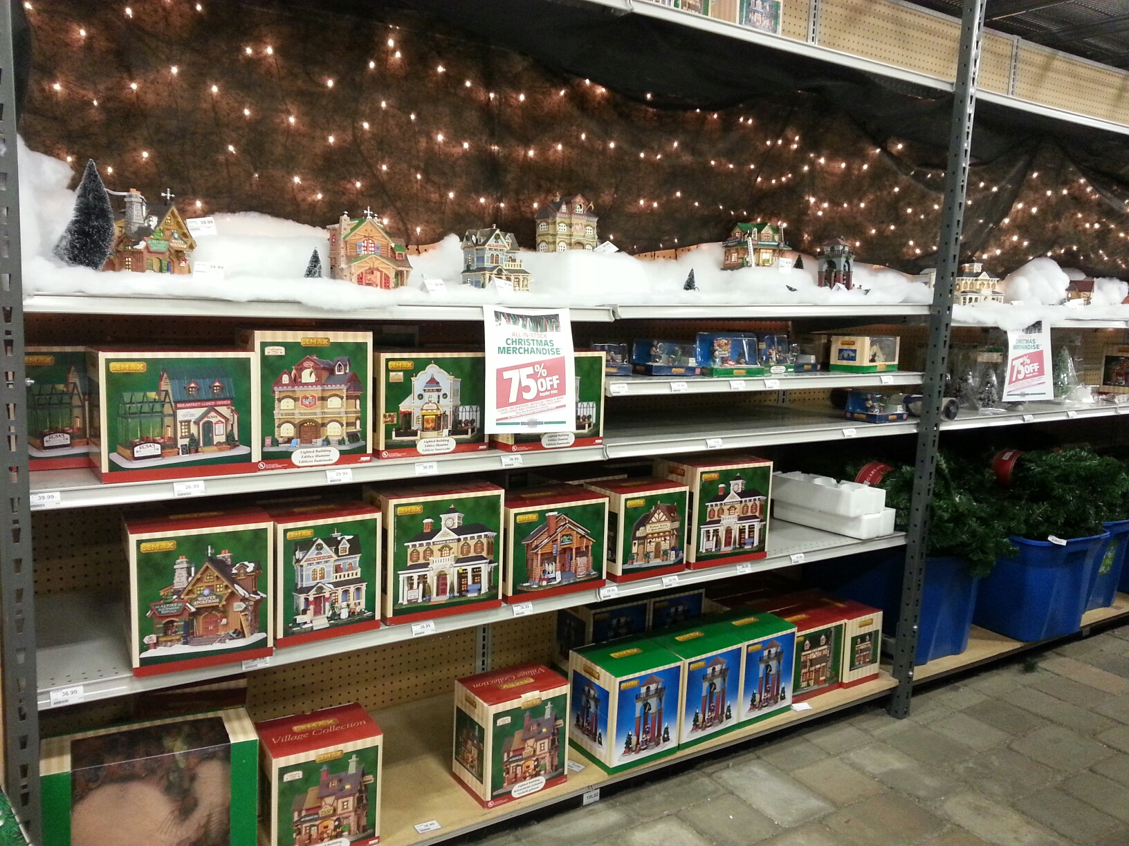 Christmas Clearance 75 Off.Mclendons Christmas Clearance At 75 Off The Coupon Project
