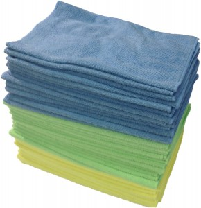 Zwipes Microfiber Cleaning Cloth 48-Pack