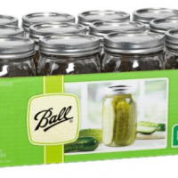 Best Price on Ball Quart Size Jars