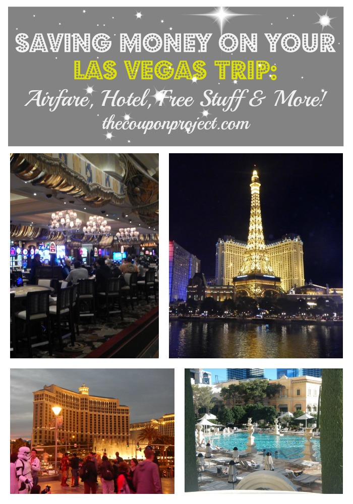 How to Save on your Las Vegas Trip | The Coupon Project