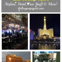 How to Save on Your Las Vegas Trip