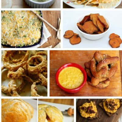 25 Healthy Game Day Snack Recipes (Perfect for the Super Bowl!)