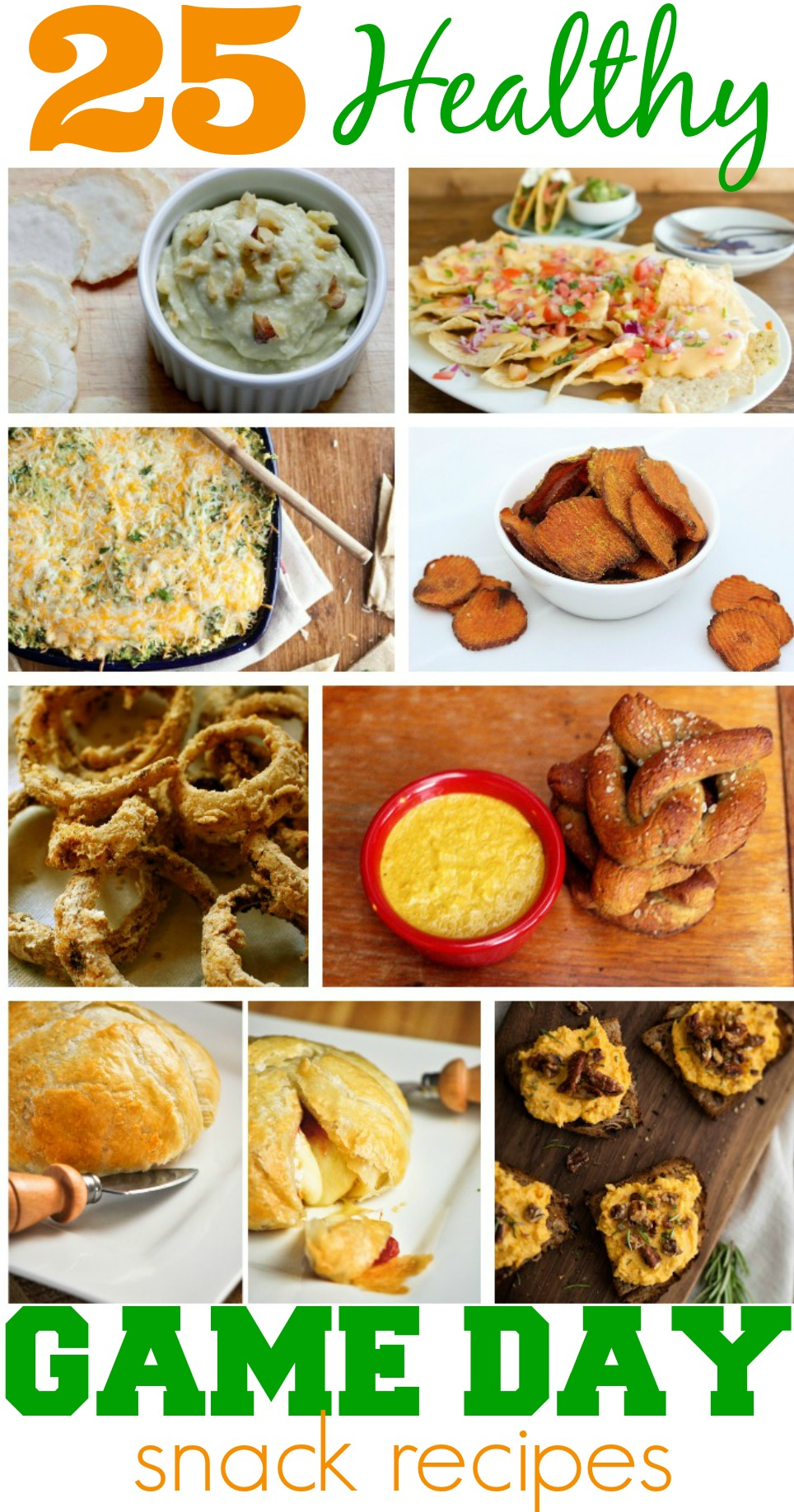 25 healthy game day snack recipes perfect for the super bowl 25 healthy game day recipes perfect for superbowl sunday the coupon project forumfinder Choice Image