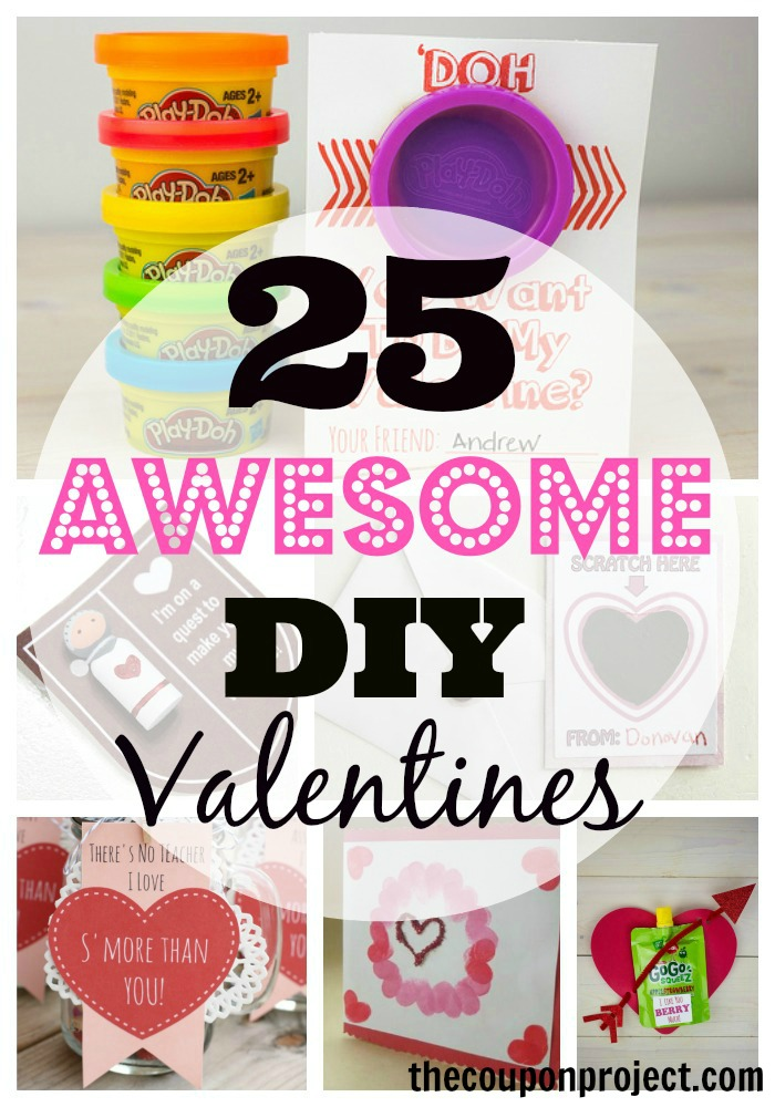 diy valentine gifts for kids - Diy (Do It Your Self)