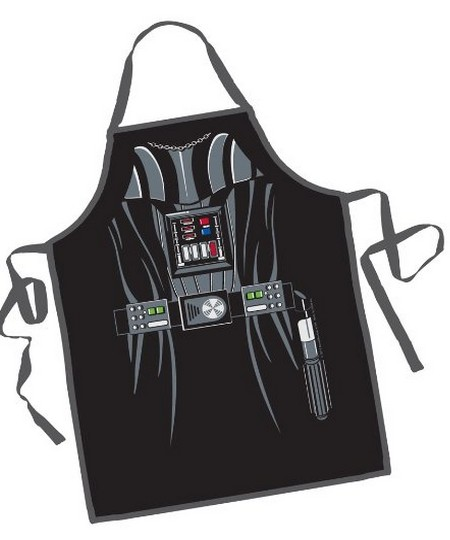 Darth Vadar Apron