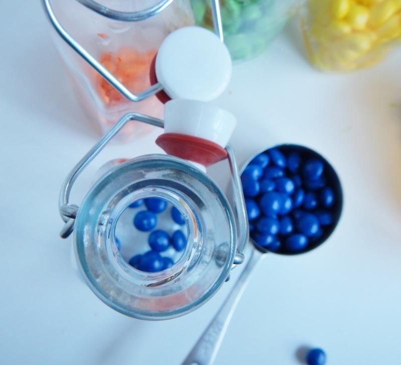 Making Skittles INfused Vodka