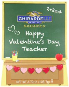 Ghirardelli Valentine's Chocolate Squares