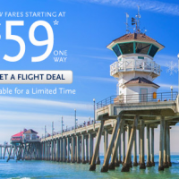 Alaska Air: Flights out of Seattle starting at $69 (one way)