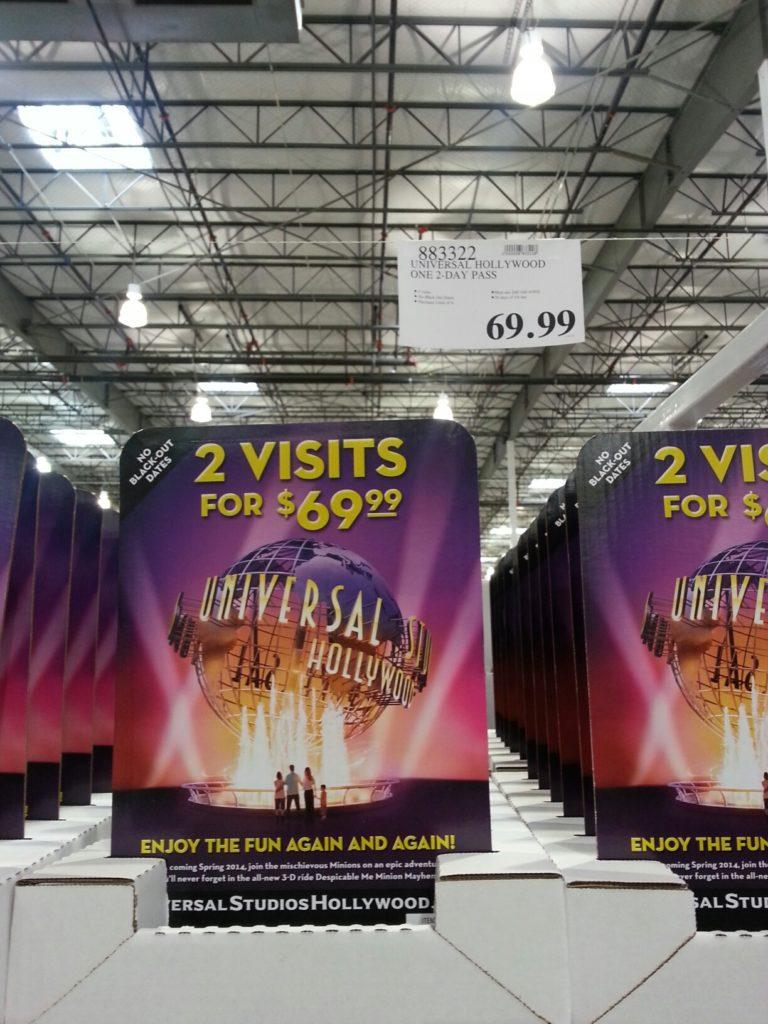 Universal Studios Gift Card Costco