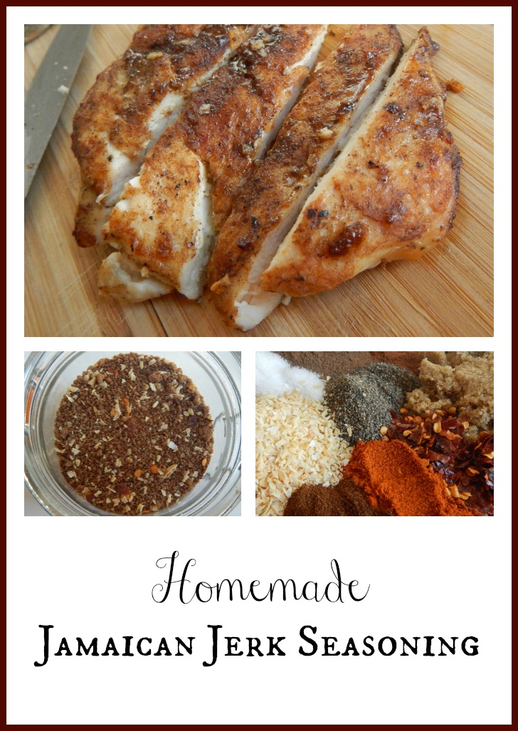Homemade Jamaican Jerk Seasoning | The Coupon Project #recipe