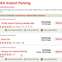 How We Save Money on Airport Parking