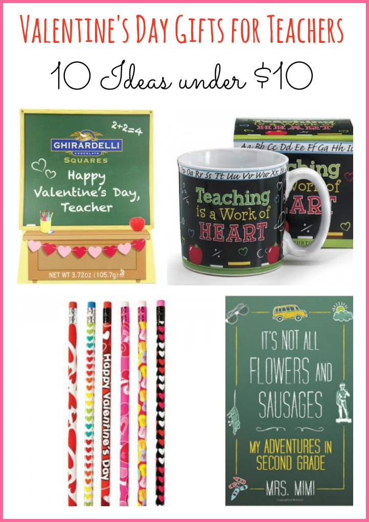 Valentine S Day Gifts For Teachers 10 Ideas Under 10