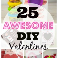 25 Awesome DIY Valentine's Day Ideas for Kids