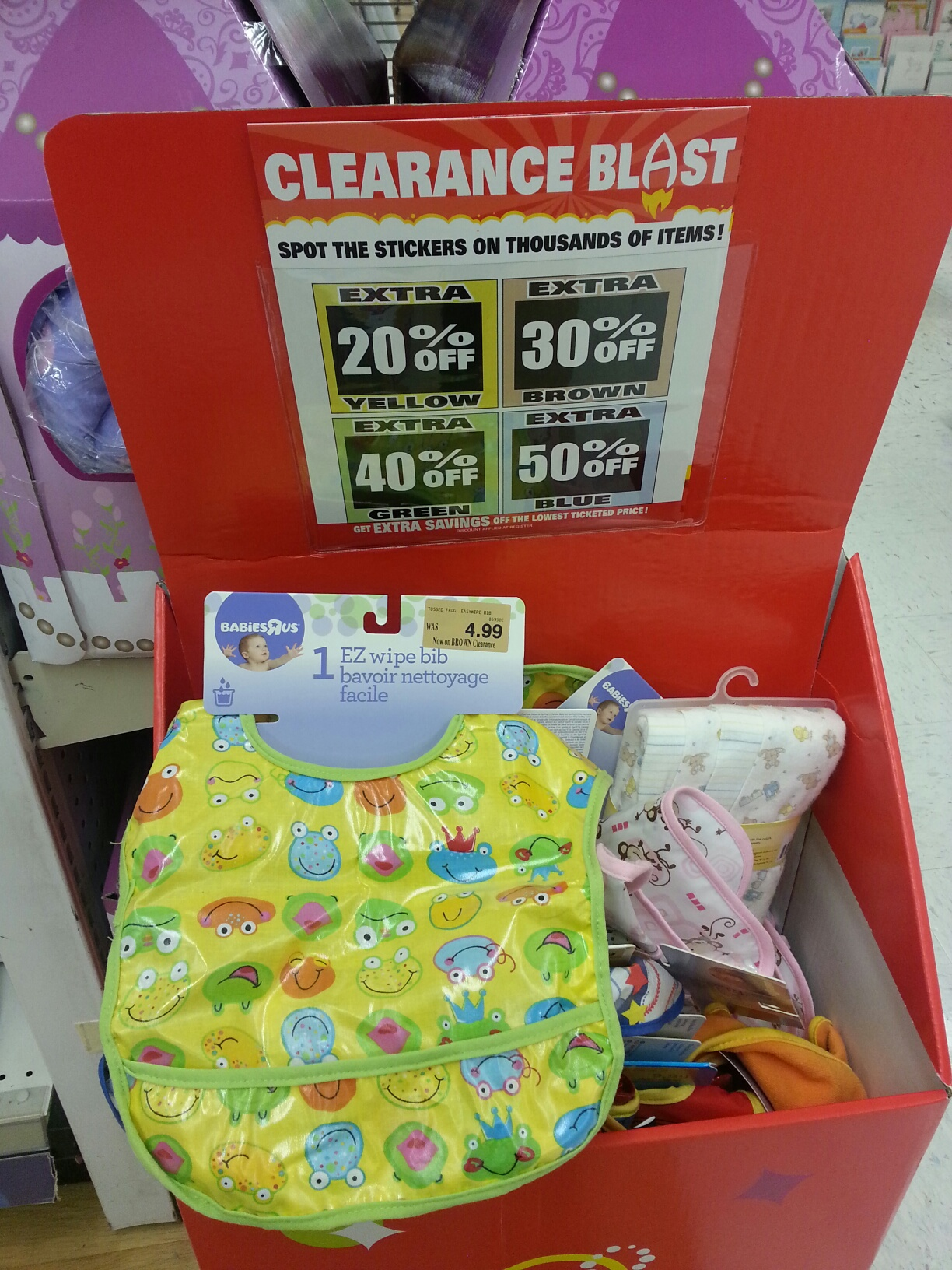 Toys R Us Hand Basket : Rachelle s toys 'r us clearance finds easter ideas