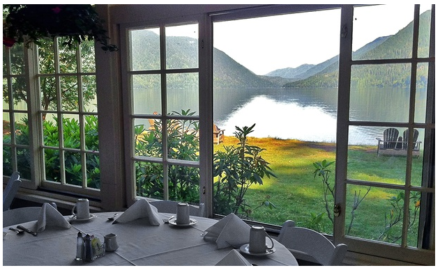 Lake Quinault Lodge Deal of the Day   Groupon