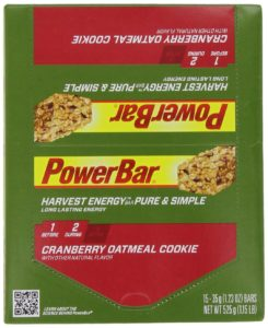 PowerBar Harvest Bars