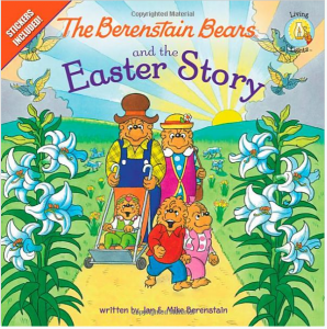 The Berenstain Bears and the Easter Story  Berenstain Bears Living Lights   Mike Berenstain, Jan Berenstain  9780310720874  Amazon.com  Books