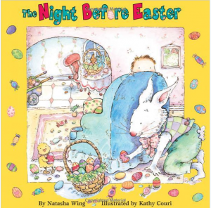 The Night Before Easter  Natasha Wing, Kathy Couri  0038332150858  Amazon.com  Books