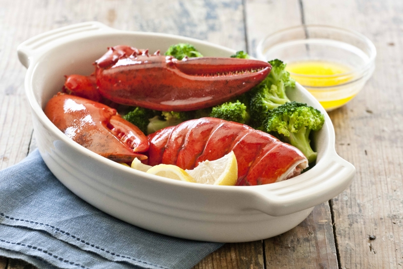 Whole Foods lobster tails