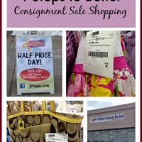 4 Steps to Better Consignment Sale Shopping