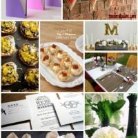 20 DIY Wedding Decor Tutorials