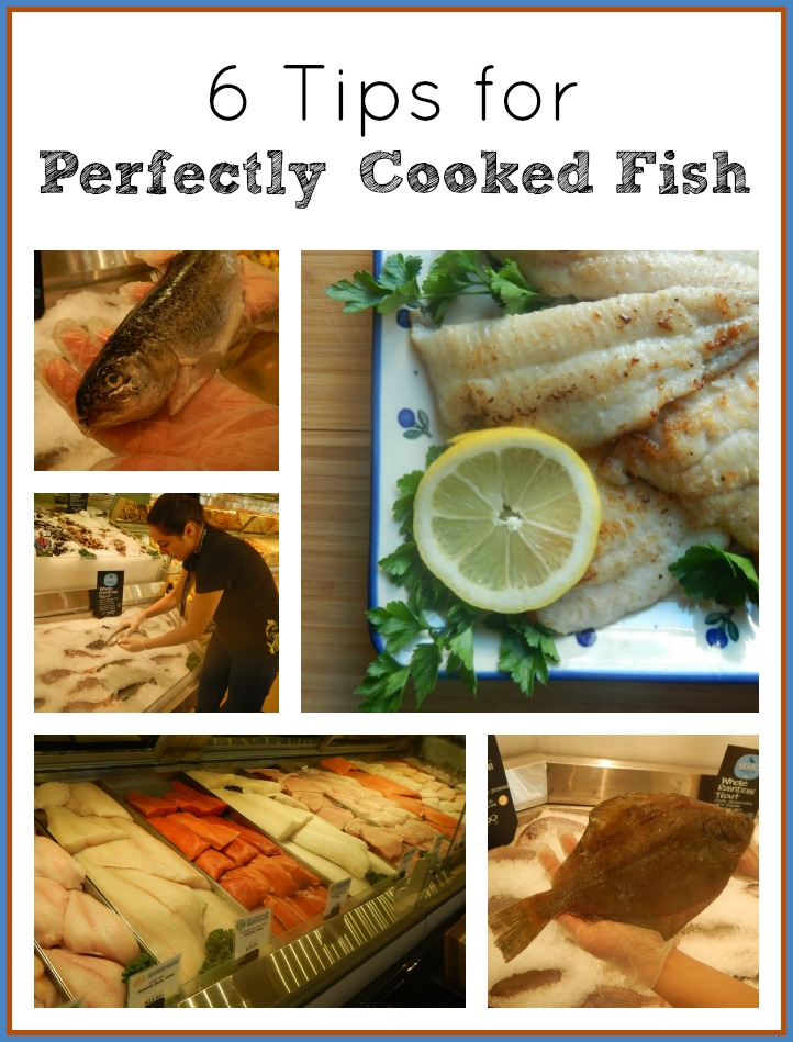 6 Tips for Perfectly Cooked Fish | The Coupon Project