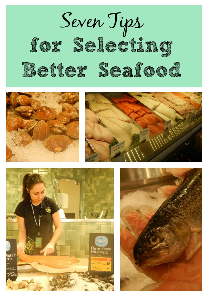 Seven Tips for Selecting Better Seafood | The Coupon Project