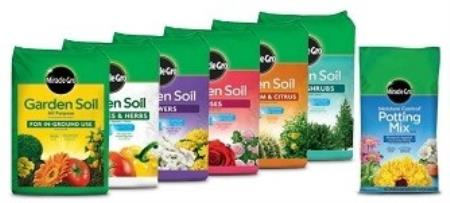 buy two or more bags of scotts miracle gro garden soil or potting mix and you can get up to 20 back via mail in rebate on purchases made through june 30 - Miracle Gro Garden Soil
