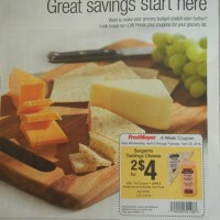 Monthly Savings Book - Fred Meyer