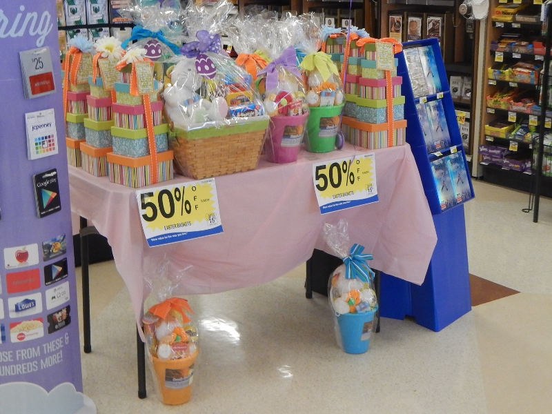 Costco Easter Baskets Easter Baskets 50 Off