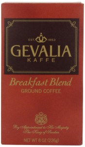 Gevalia Breakfast Blend Ground Coffee