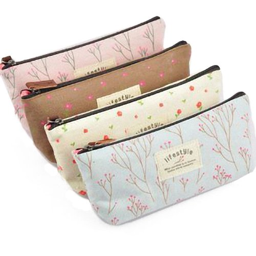 Adorable Canvas Bag Pencil Cases Small Bags – 4 for  3.99 + Free ... 484605711cd56