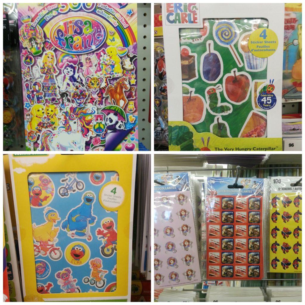 PicMonkey Collage Stickers