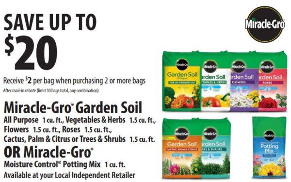 The Garden Scotts Miracle Gro Garden Ftempo