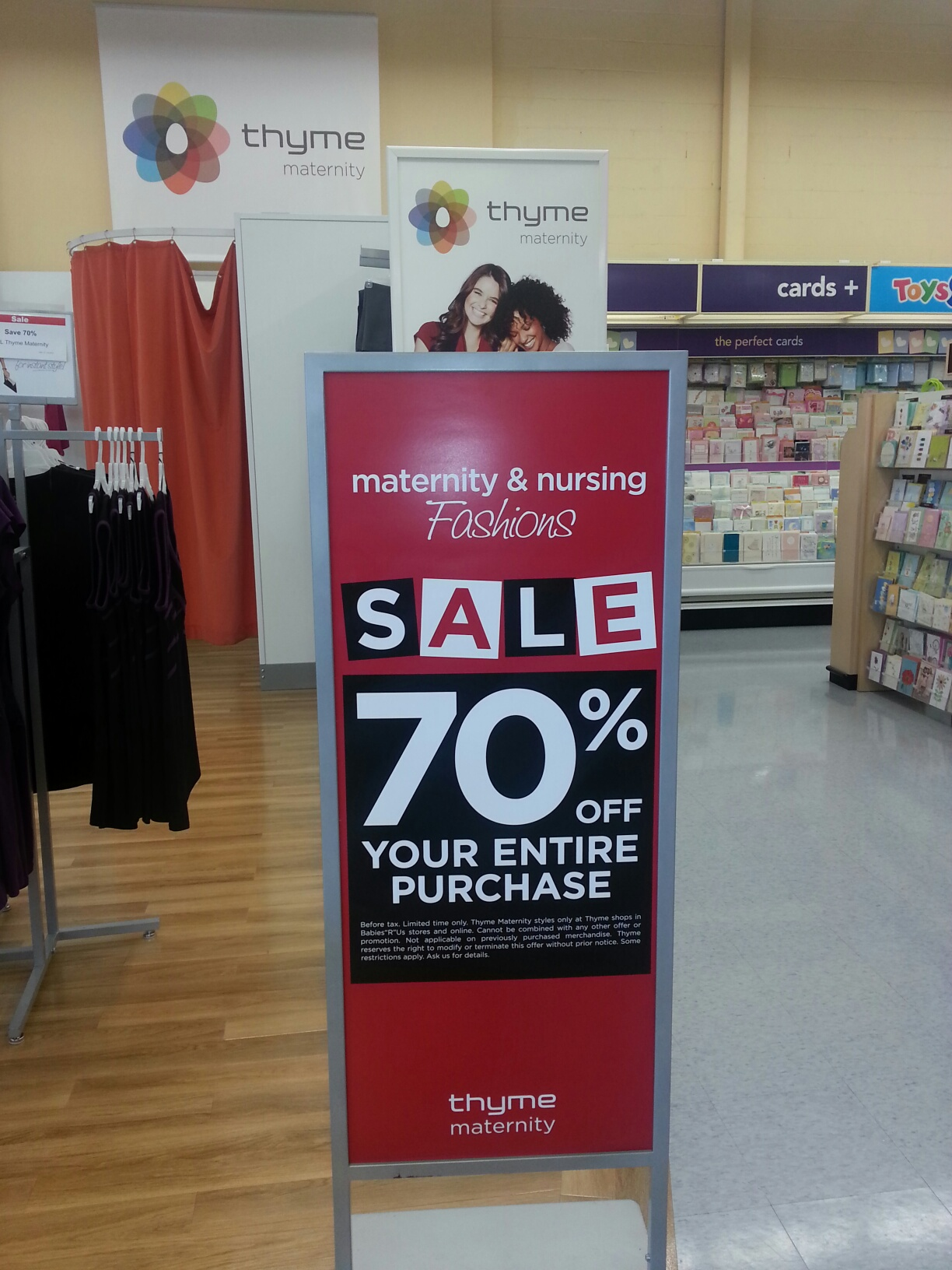 Thyme Maternity Clothing Sale At Babies R Us 70 Off