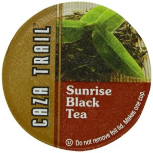 Caza Trail Tea, Single Serve Cup for Keurig K-Cup Brewers, 24 Count