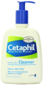 Cetaphil Gentle Skin Cleanser, For all skin types, 16 Ounce Bottles