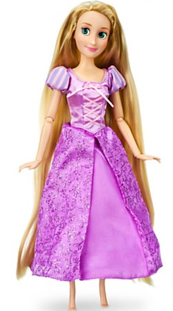 Classic Disney Princess Rapunzel Doll - 12''