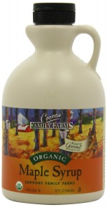 Coombs Family Farms 100 Pure Organic Maple Syrup Grade B, 32-Ounce Jug