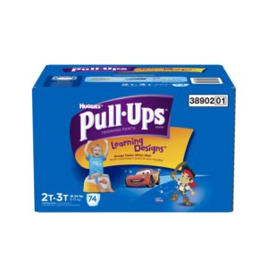 Huggies Pull-Ups Training Pants for Boys