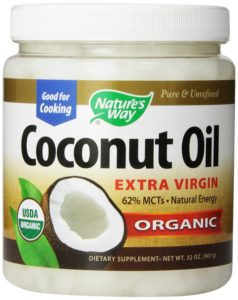 Nature's Way Organic Coconut Oil