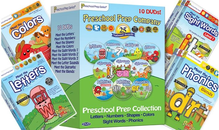 Preschool Prep Groupon