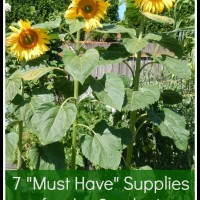 7 Gardening Supplies I Couldn't Live Without