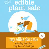 Seattle Tilth: HUGE Edible Plant Sale May 3 + 4 (Wallingford)