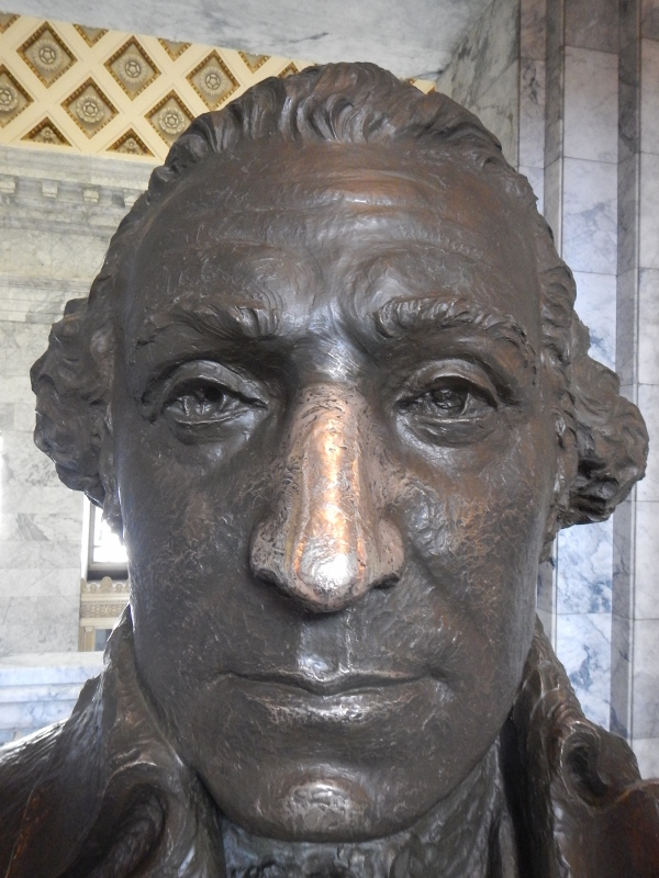 George Washington's Nose