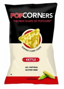 Medora Snacks Popcorners Popped Corn Chips