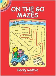 On the Go Mazes (Dover Little Activity Books)