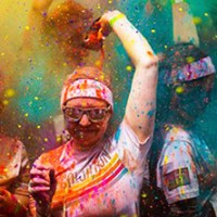 The Color Run Tacoma: $10 Off 5K Race Entry